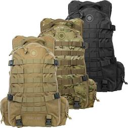 tactical rig 1600 pressurized hydration pack