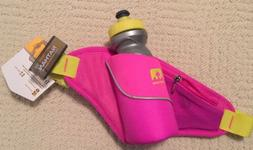 Nathan Triangle Angled Waist Pack Carrying Hydration Bottle-