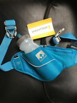 Nathan Triangle Hydration Waist Pack-Blue