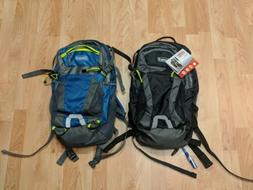TWO Coleman Revel Hydration Hiking Day Pack, Blue, 20L Capac