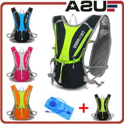 upgrate 5l marathon cycling hydration backpack outdoor
