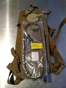 USMC Coyote Camelbak Tactical Hydration System Water Pack So