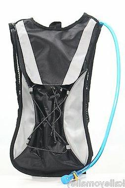 WilderMind 2L Refillable Water Hydration Bag Camelbak Backpa